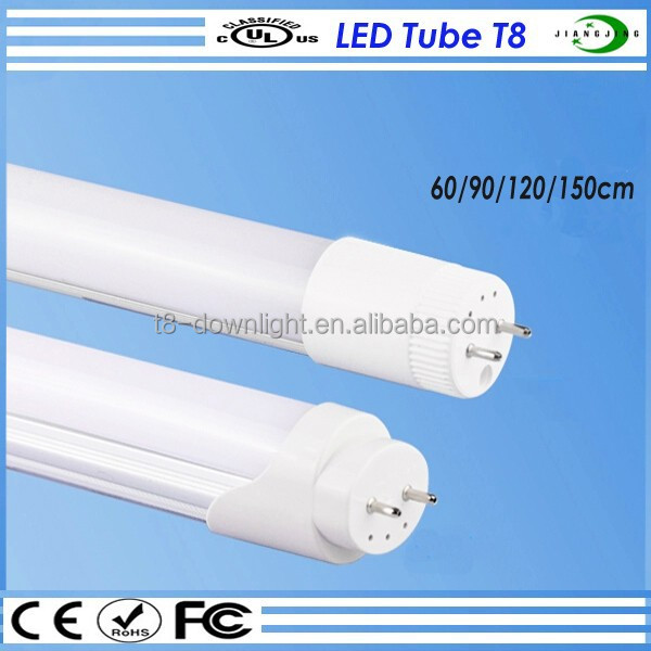 T8 Instant Fit led tube 150cm, 120cm, 90cm cool white led daylight for entire life, single sided, double sided g13 led tube