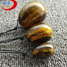 chinese gemstone tiger eye eggs jade yoni eggs cleaning brush