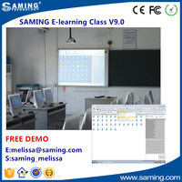 Smart LAN E-classroom Interactive Teaching And Management Software/SAMING Brand/Design OEM Software