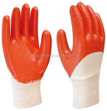 Direct buy nitrile coated glove industry working gloves for painting industry in global