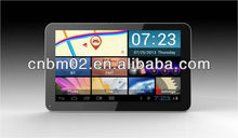 7 Inch Android Car GPS Navigation, Bluetooth, Wifi, AV-in, FM, Video