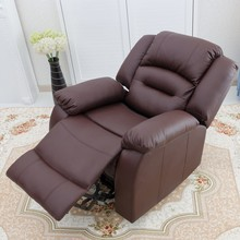 anji reclinable single or double motor lift recliners sofas with massage heating swivel rocking function 8018S
