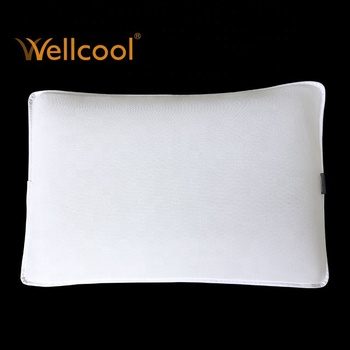 po washable 3d fabric mesh air pillow