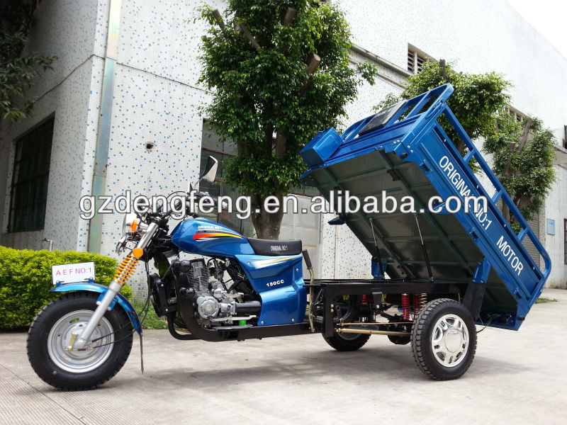 Guangzhou KAVAKI tricycle factory/150CC economical tricycle/hot selling 3 wheel motorcycle