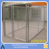 China Small Outdoor 6 X 4 Feet Steel chainlink dog kennel
