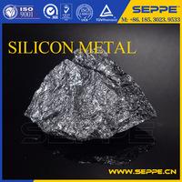High purity 553 441 grade block silicon metal for aluminum alloy