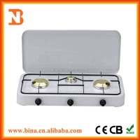 Promotion High Quality Outdoor Gas Stove 3 Burner