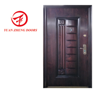 iron gate steel security door prices by China supplier