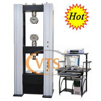 20kN 50kN 100kN Electronic Universal Strength test machine for metal steel tensile testing