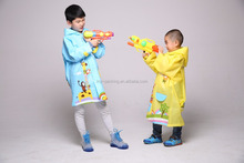 Disposable emergency coat against rain snow adults/Kids raincoat poncho