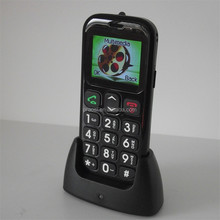simple features older peoplce mobile cell phone with 3g network