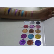 Wholesale OEM Eyeshadow Your LOGO Eye Shadow 15 color eyeshadow