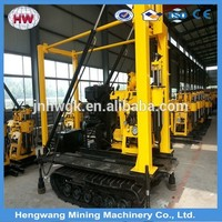 Hydraulic water well drill rig machine /small portable water well drilling machines for sale