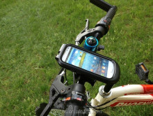 Mobile Phone Holder Bike Mount with Waterproof Case for Samsung Galaxy S4 i9500