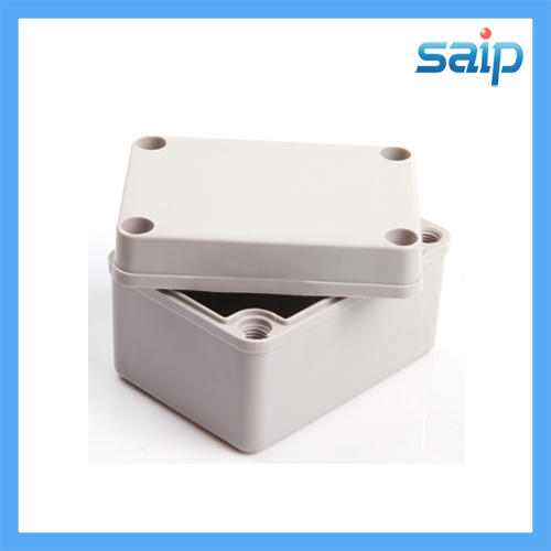Saip IP66 ABS / PC / PVC plastic enclosures for pcb