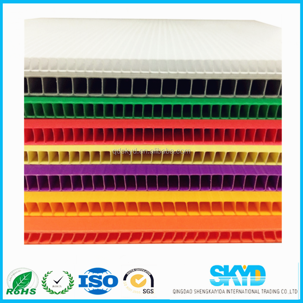 Corrugated Plastic Protect Cover,Floor Sheet