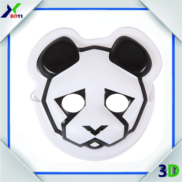DP-7021 plastic white mask cat mask zombie mask