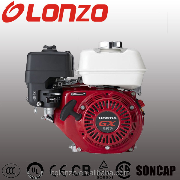 New Honda 168F GX160 OHV Single Cylinder Air Cooled Engine