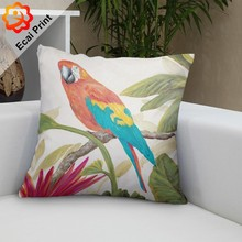 Newest good-looking colors faleless decor pillow case