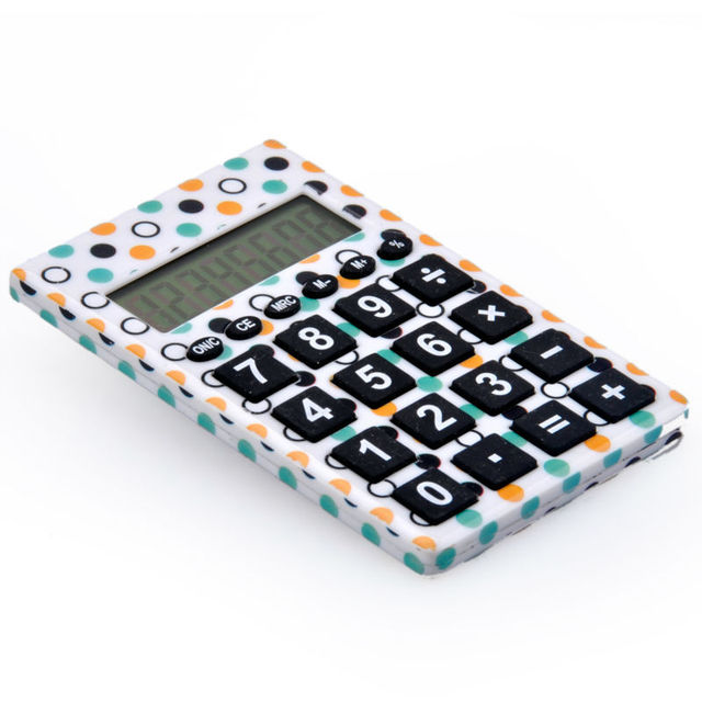 PN Promotional Office Gift Calculator,Kids Calculator with Memory Function
