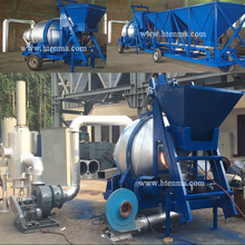 First Class Mobile Asphalt Mixing Machine