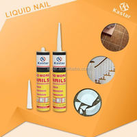 Kastar new product Plaster nail free bond adhesive with ISO14001 approved