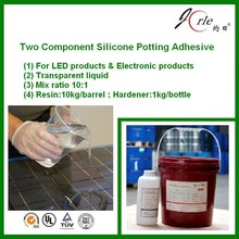 silicone potting encapsulating for solar cell