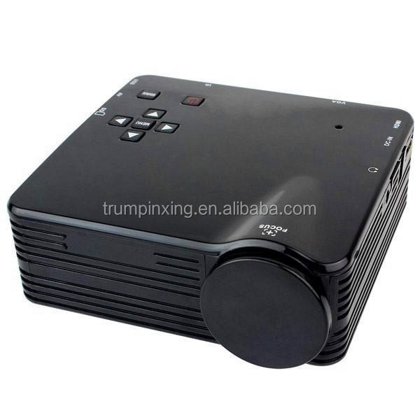Mini LED Projector HDMI Home Theater Beamer Multimedia Portable Proyector Support 1080P Video Projector