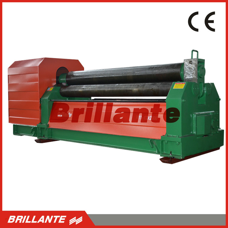METAL SHEET ROLLING MACHINE WITH CONE ROLLING CAPABILITY