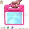 Ultra light weight eva foam shockproof kids case handle stand case cover for samsung tab s2 9.7