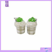 Wholesale Market For Green Tea Cupcake Bath Bomb/Bath Fizzies