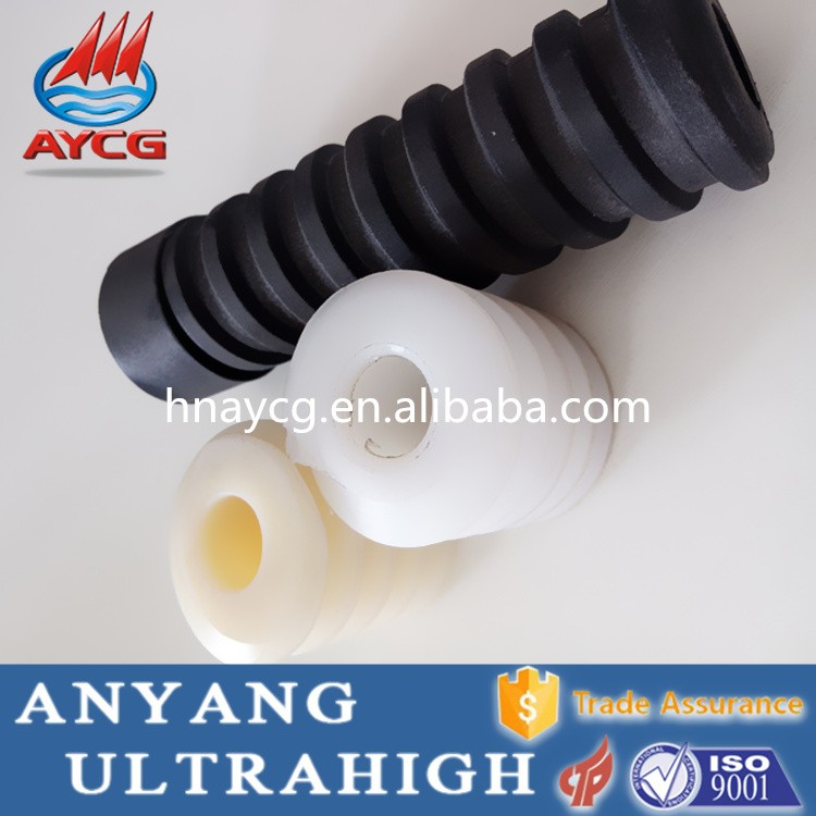 AYCG 2016 Wear and chemical resistance UHMW PE plastic worm gear spur gear