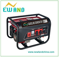 generator petrol and gas