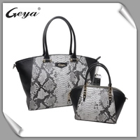 OEM factory large leather tote bags Wholesale bulk buy from china
