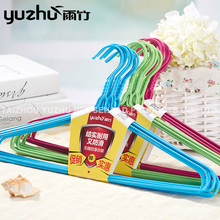 Hot Selling Special Equipment (1*10) Dip Plastic Clothes Hanger