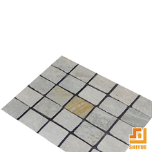 China Nature Outdoor Slate Stepping Natural Stone Pieces
