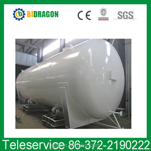 Cryogenic double wall storage tank