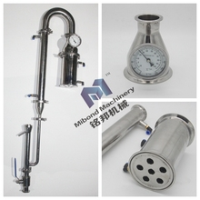 Factory Price Copper and Stainless Steel Liquor Distiller