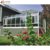 Architectural glass four seasons sunroom/winter garden