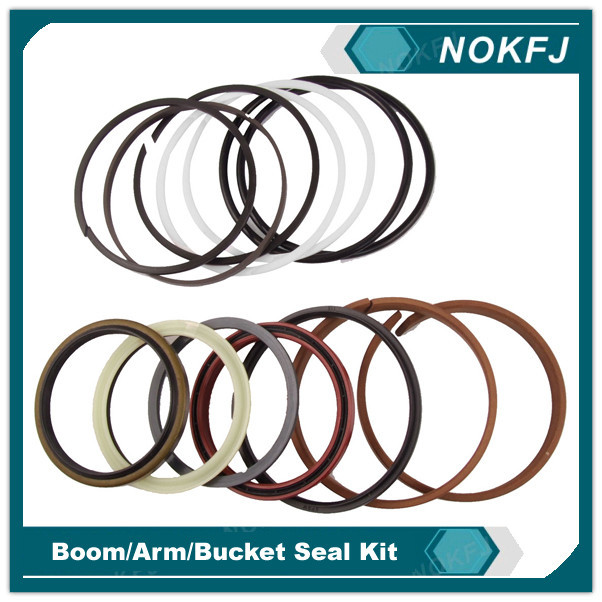 Excavator parts Hydraulic Cylinder seal kit kobelco sk200-6