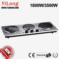 3 burner hot plate(HP-3750-1)