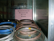 coaxial cables for communications 2.5mm cable