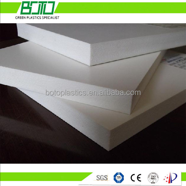 PVC expansion sheet