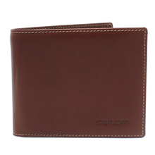 Classic Slim Wallet - 10 Card Holders - Cash, Coins or Keys
