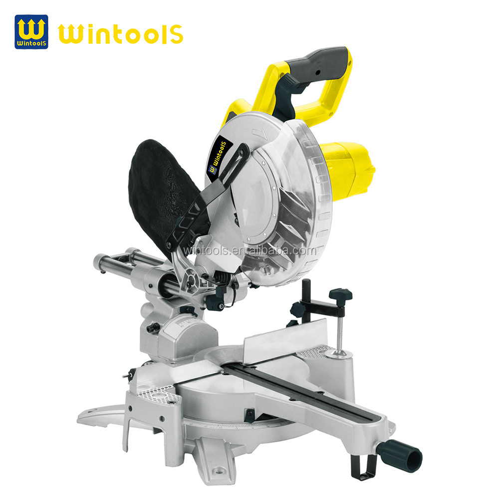 Hot sales 1800W Sliding Dual Angle Mitre Saw