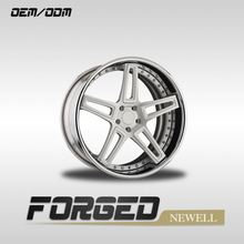Alloy Material Alloy Wheel for VW