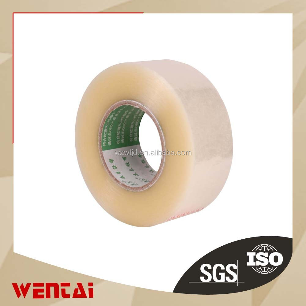 2016 High quality fashion BOPP film packing adhesive tape