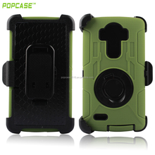 wholesale stand special Commander combo cell phone case for lg g4