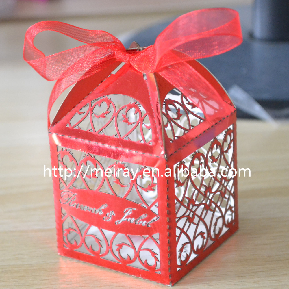 High Quality Wedding Favors Candy Box Baby Shower Favors Souvenir ...