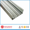Drywall C-Channel Stud Metal ceiling Partition System